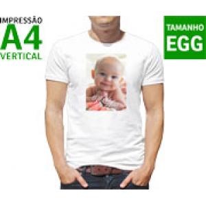 Camisas Sublimação